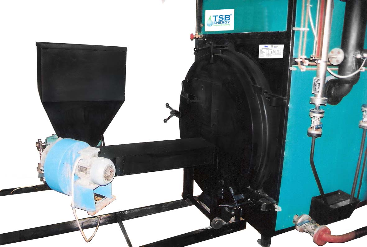 Steam Generator, Steam Producer, Universal Steam Generator, Steam Boiler, Fire-Smoke Tube Steam Generator